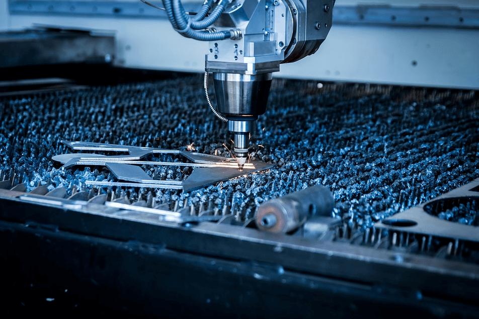 Elementy stalowe mogą być dopasowane do konkretnych zadań. Wszystko dzięki cięciu 3D